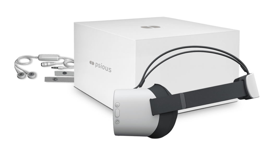 Psious realidad virtual fobias