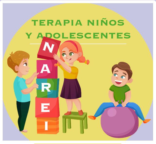 Terapia Niños y Adolescentes Narei
